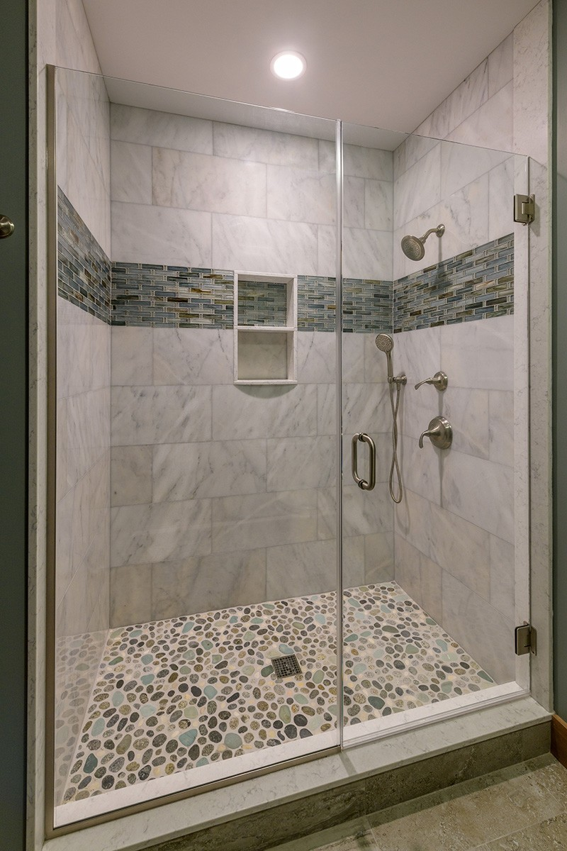 Bathroom Stone Shower