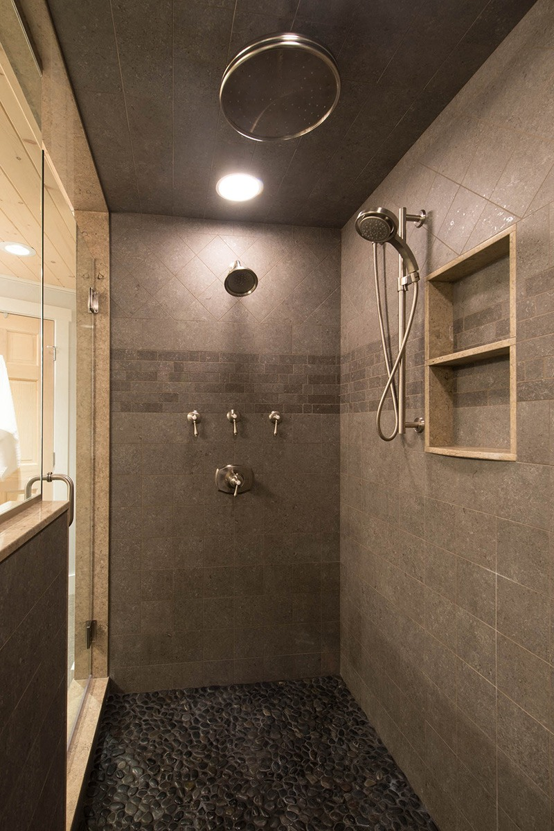 Stone Stand up Shower