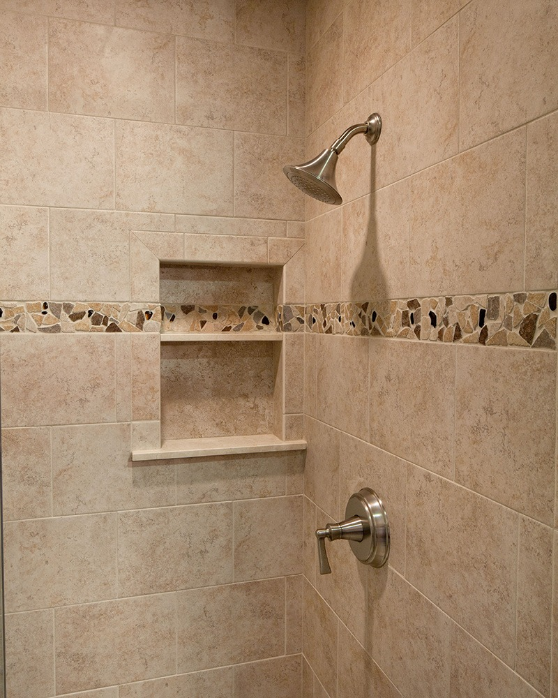 Garage Living Shower