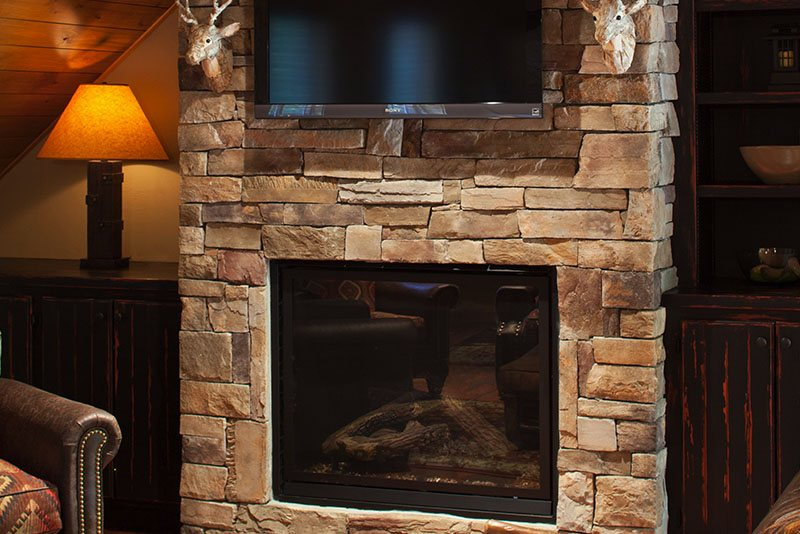 Ski House 5 Fireplaces